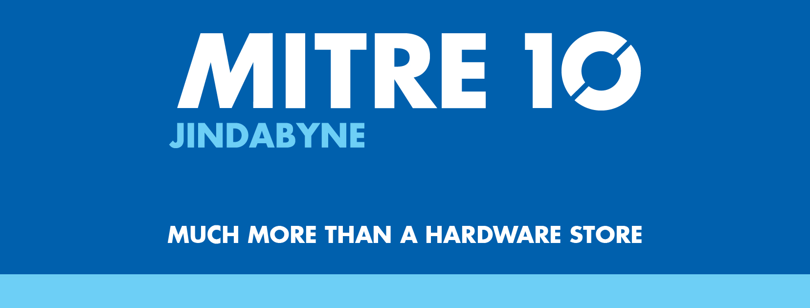 mitre 10 jindabyne much more than a hardware store mitre 10